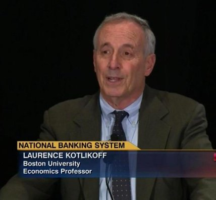Image of Kotlkoff on TV
